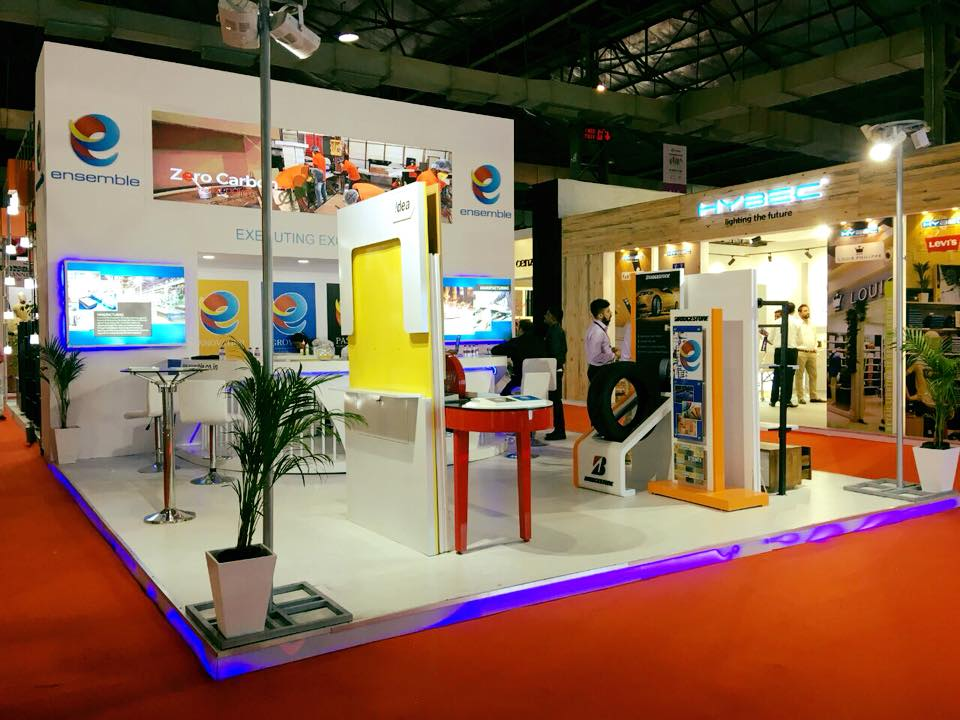 Exhibition Booth Fabrication : Exhibition stall fabricator amazing arts group